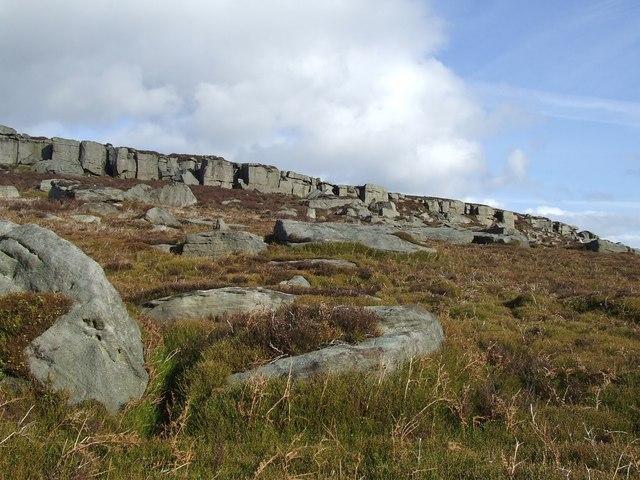 Slipstone Crags