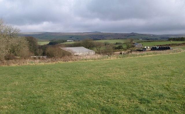 Farm buildings, Lamelgate