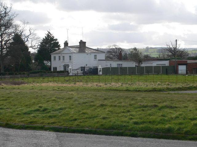 Glyn Derw Farm