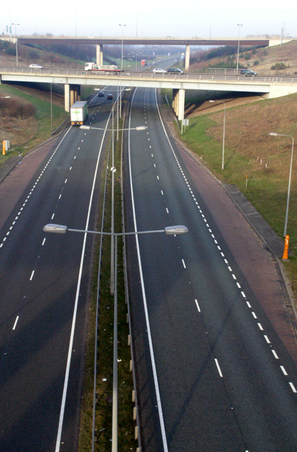 A50 / A38 junction
