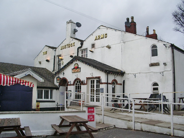 The Lostock Arms, Lostock
