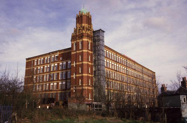 Broadstone Mill