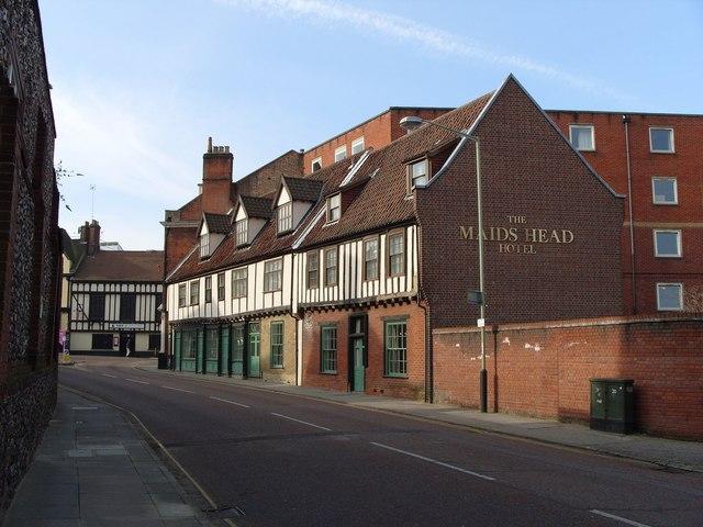 The Maid's Head Hotel