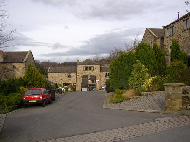 Greendale Court, Green Cliff, Honley