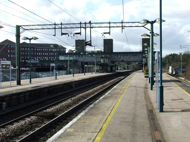 Harlow Town station