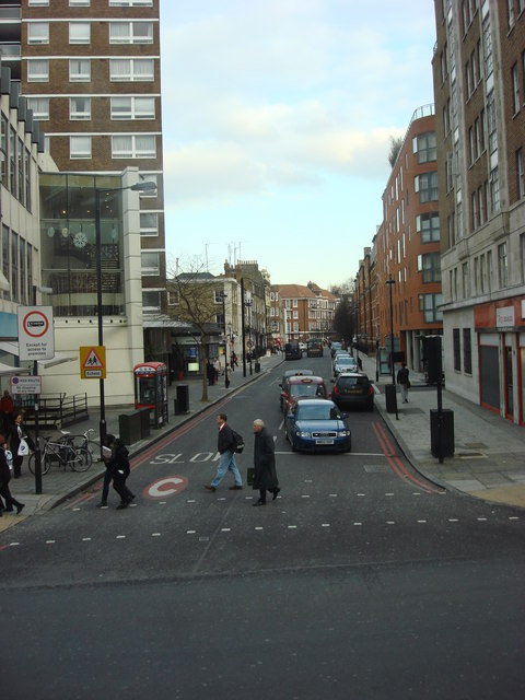 Harrowby Street