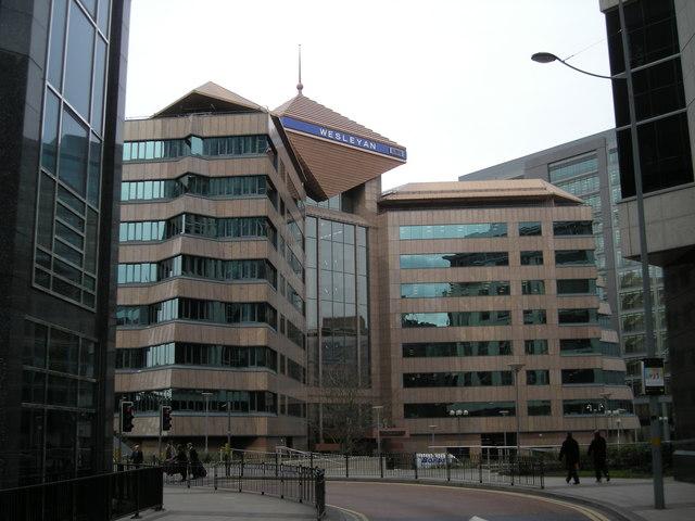 The Wesleyan Building