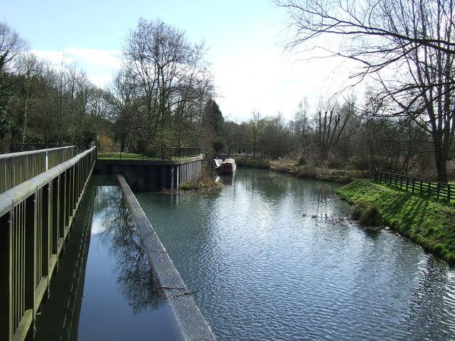 South Mill Weir