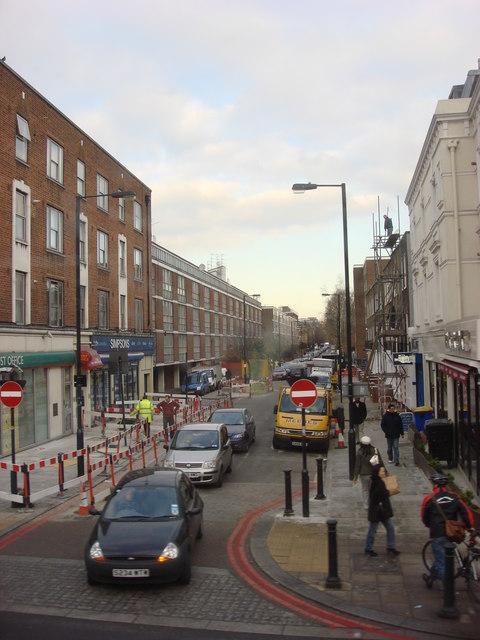 Broadley Street