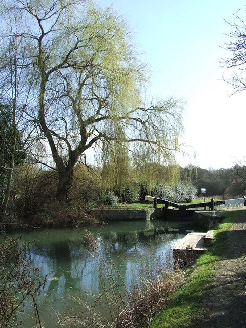 South Mill lock