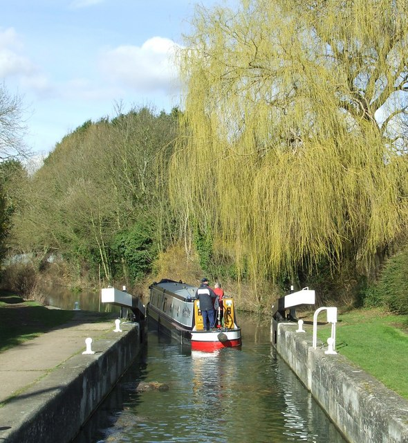 South Mill lock