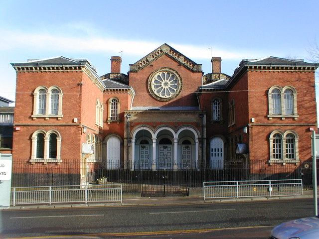 Birmingham Central Synagogue.