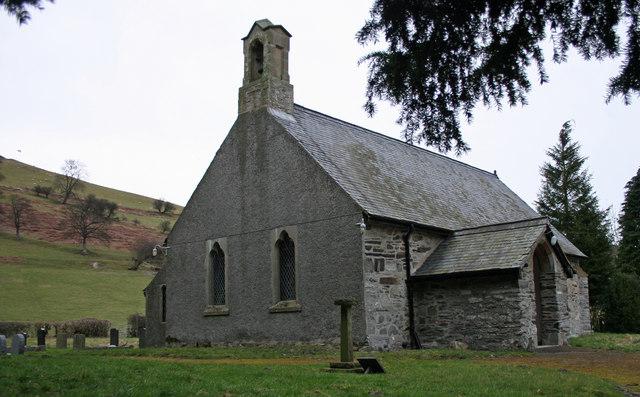 Llangadwaladr Parish Church