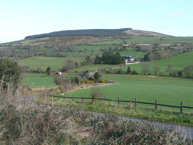 View to Seskin Hill