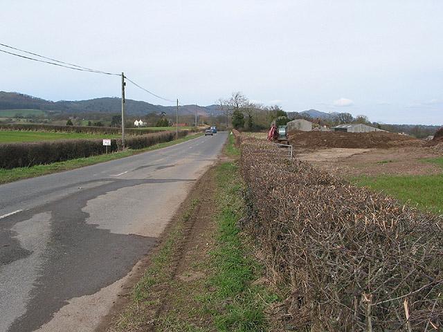 B4208 near Camer's Green