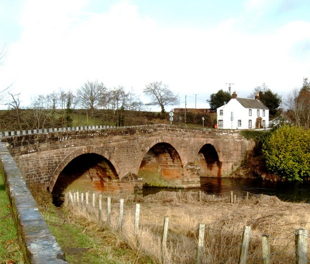 Bridge at Newbridge
