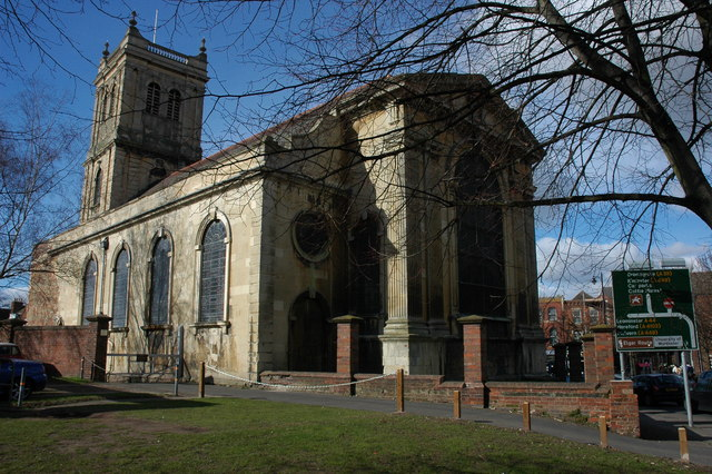 All Saints Church, Worcester