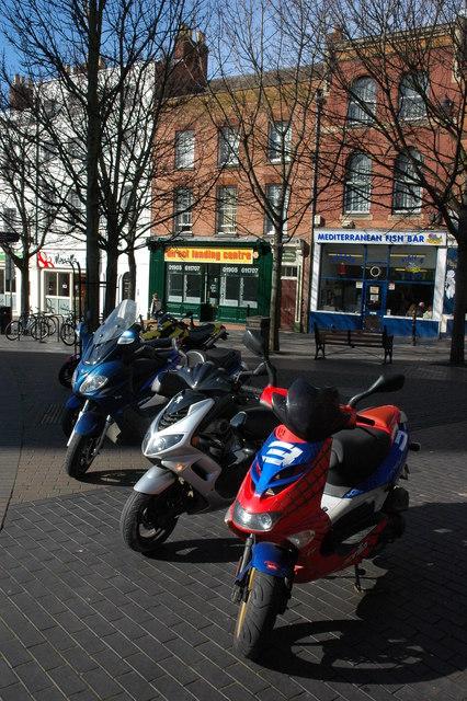 Broad Street, Worcester