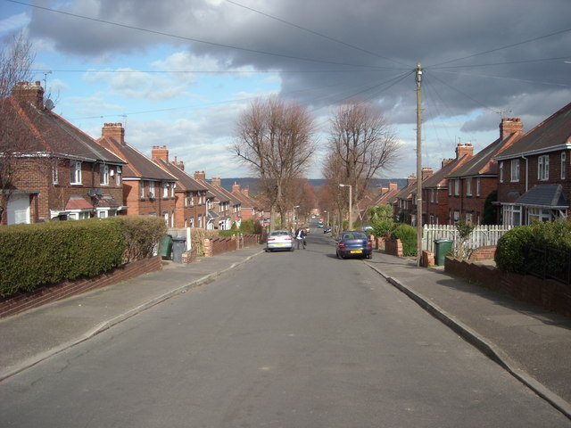Toll Bar Road, Swinton