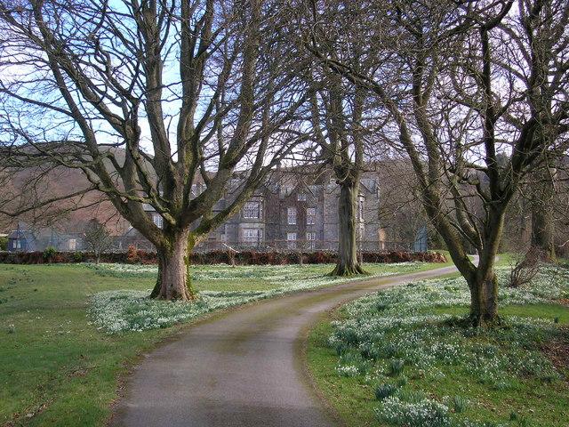 Whelprigg House
