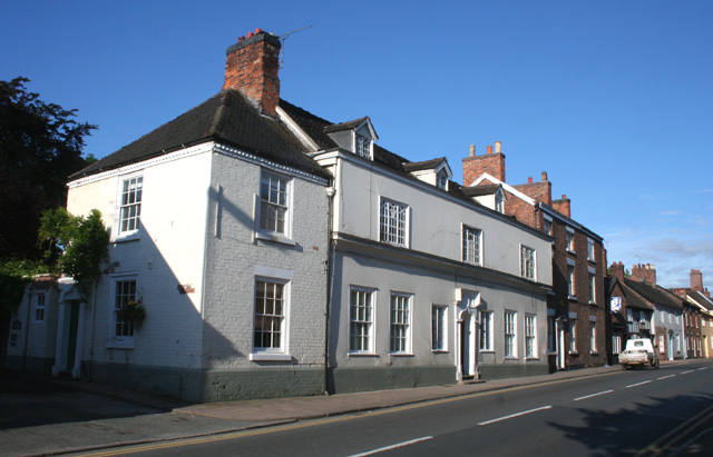 140-142 Hospital Street, Nantwich