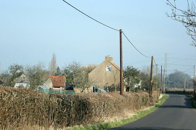 2008 : Palmer's Farm, Rudge Lane, Standerwick