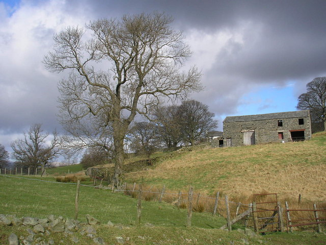 Barn in Lunesdale