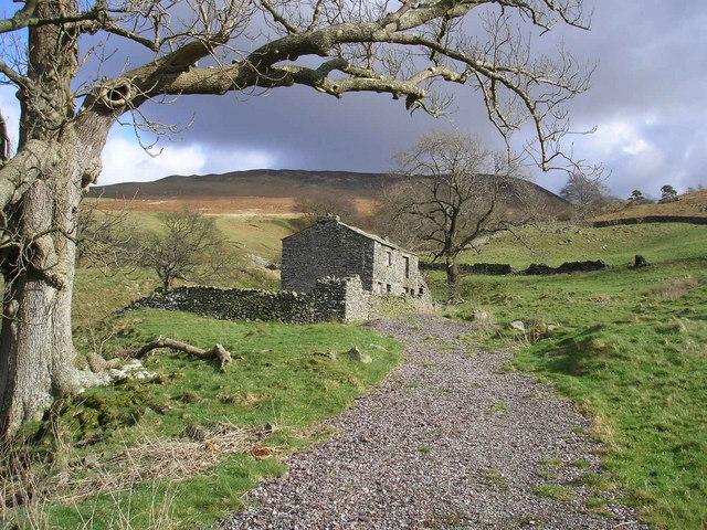 Barn near Mill House