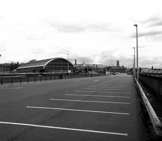 GMEX, with car park
