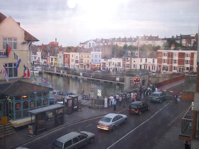Weymouth Harbour Bridge