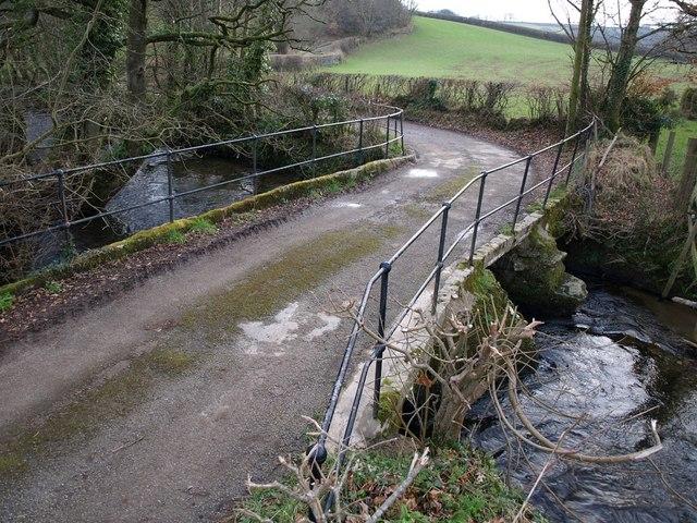 Bridge near Polyphant