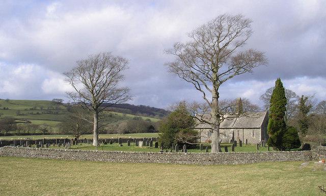 Churchyard at Middleton
