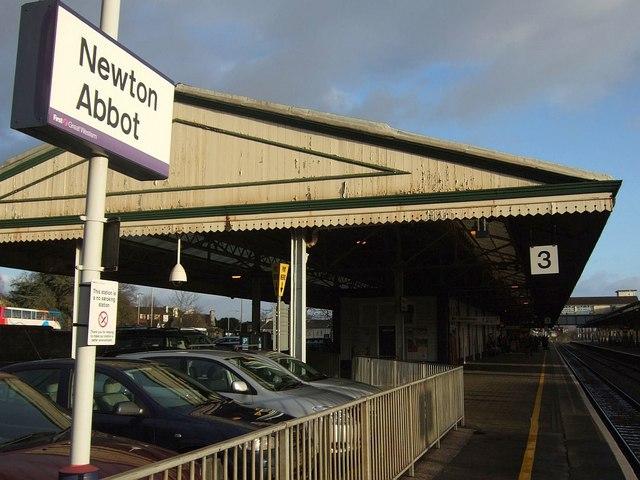 Newton Abbot station