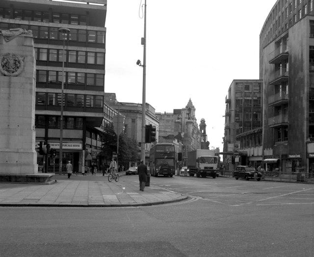 Oxford Street, Manchester