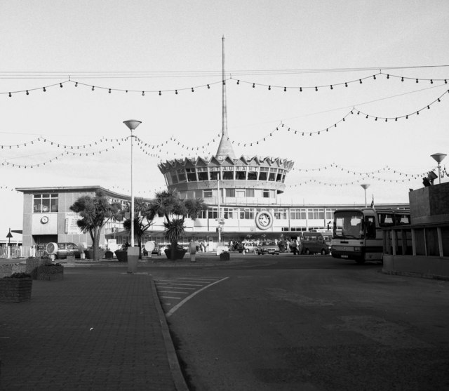 Sea Terminal, Douglas, Isle of Man
