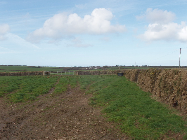 Fields near Tobarn and Wainhouse Corner