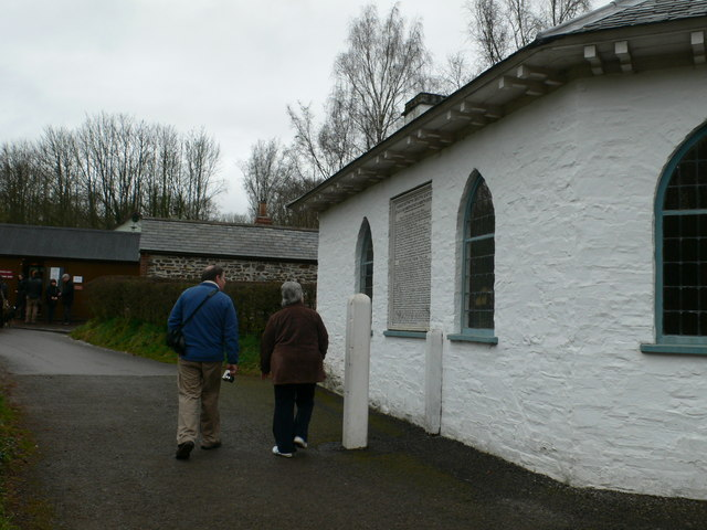 Tollhouse at St Fagan's