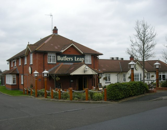 Rugby-The Butlers Leap