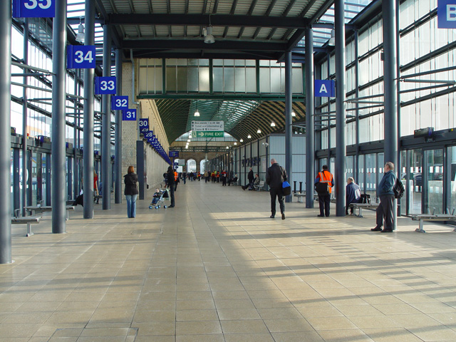 Transport Interchange, Hull