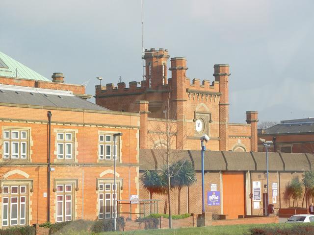 H.M.Prison, Hull