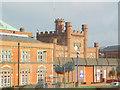 TA1229 : H.M.Prison, Hull by Peter Church
