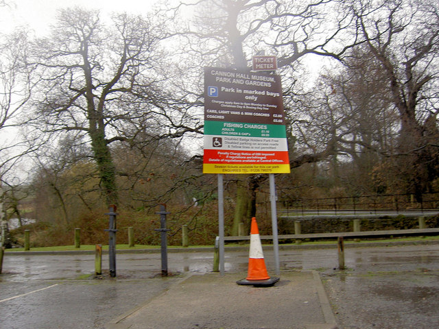 To park or not to park at Cannon Hall