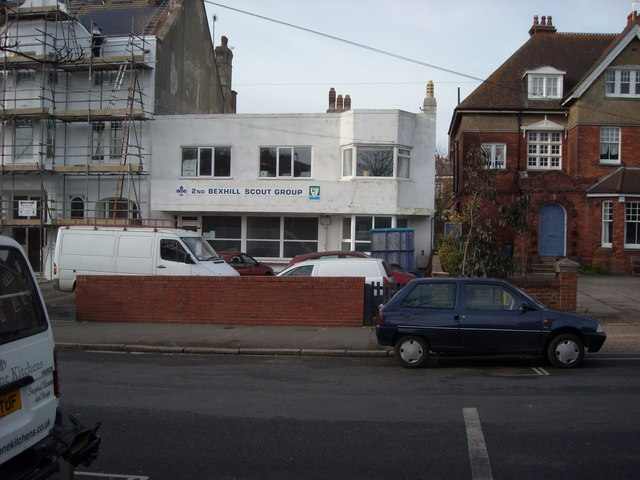 Scout Headquarters, Bexhill-on-Sea