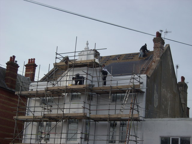 Tilers on the Roof, Bexhill-on-Sea