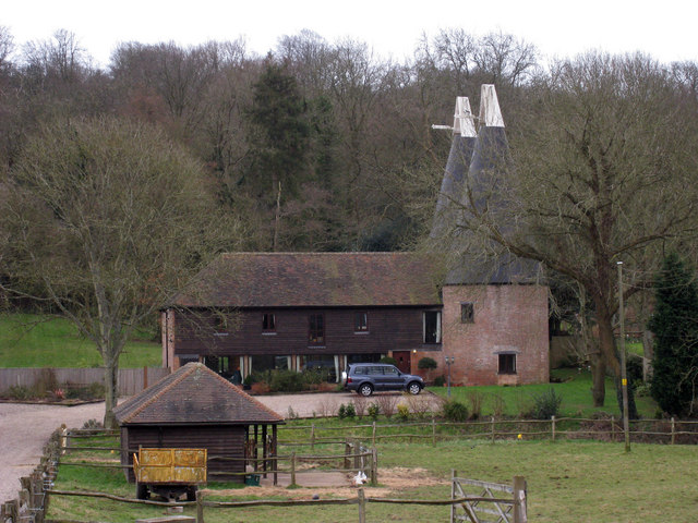 Blackfriars Oast, Marley Lane, Battle, East Sussex