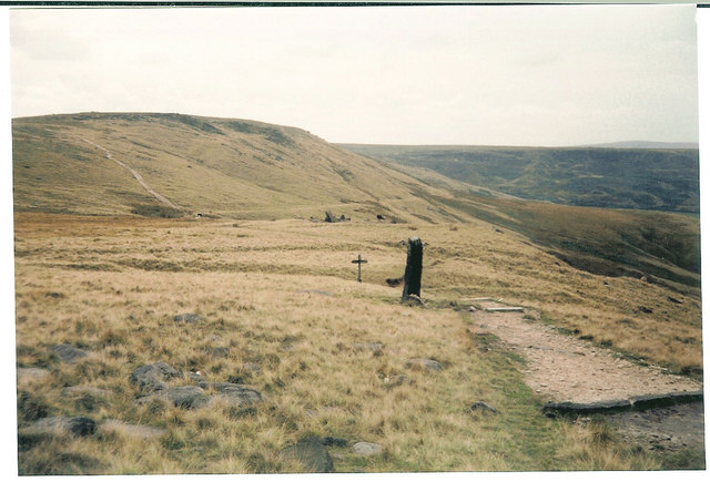 Withins Gate on Pennine Way