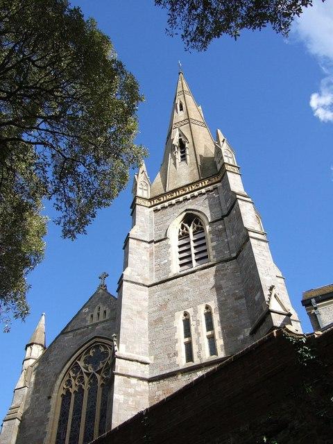 St Leonard's Church, Exeter