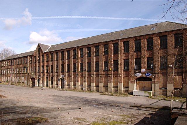 Bath Street Mills