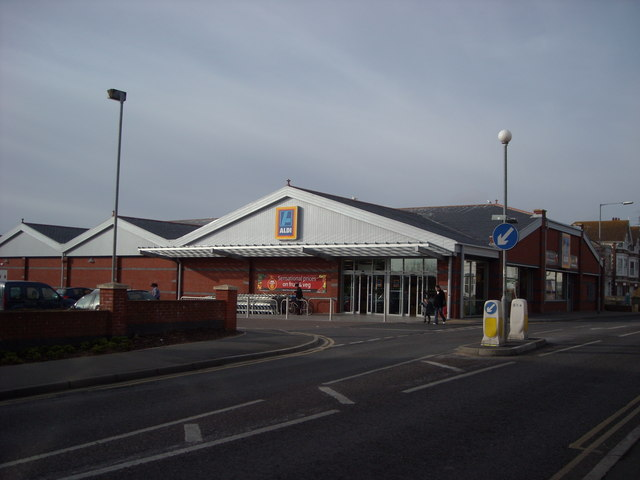 Supermarket, Bexhill-on-Sea