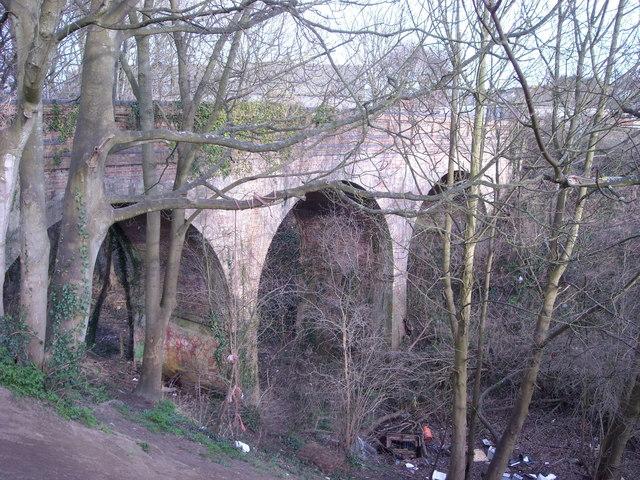 Railway Bridge, Sidley